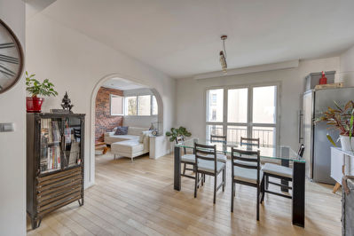 APPARTEMENT 4 P  69.81M²